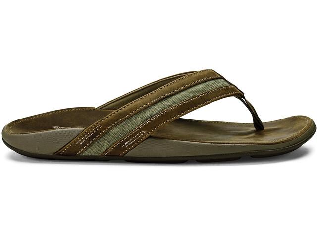 OluKai Ikoi Chaussures Homme, mustang/mustang